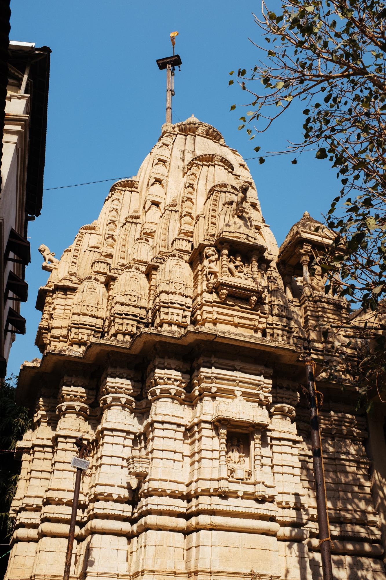 The Hatkeshwar Mahadev temple in Ahmedabad