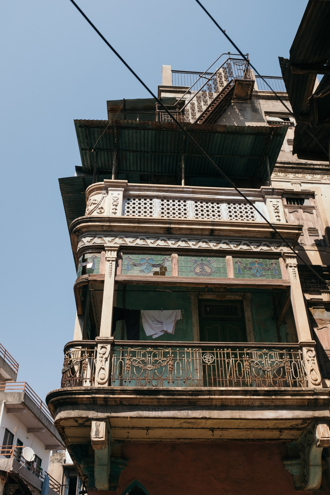 An old house in Ahmedabad