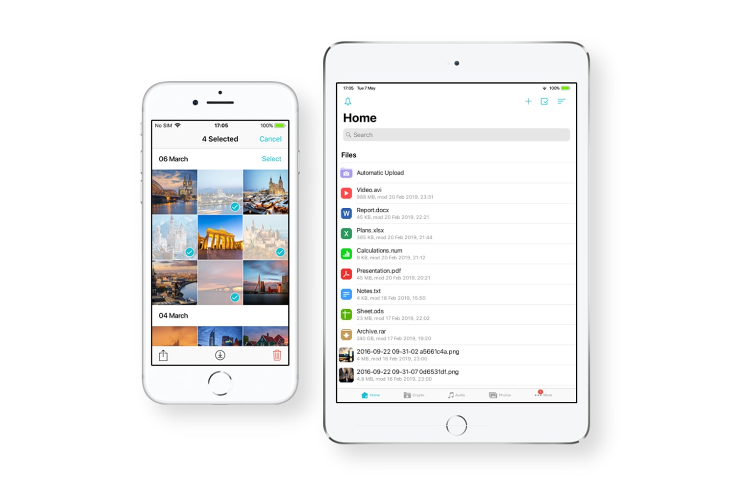 pCloud App for iOS